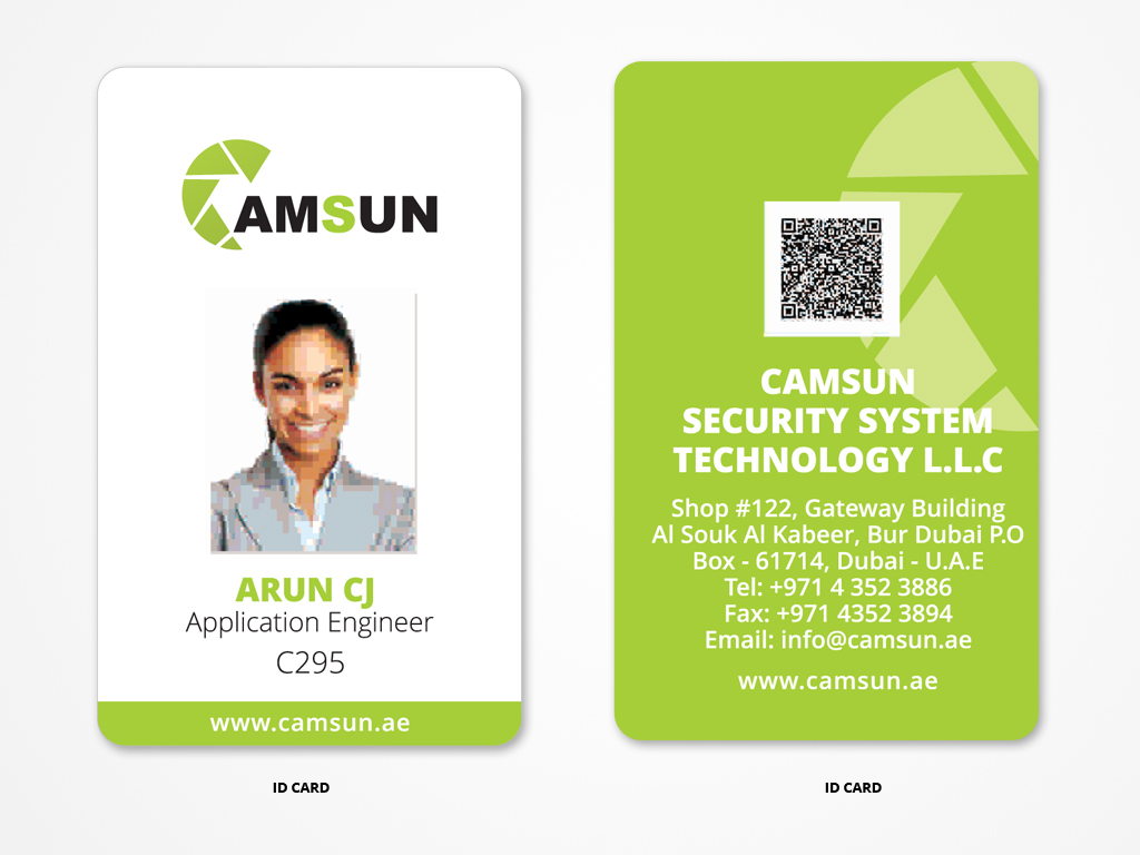 Logo and branding for security system company,visiting card,letter ...